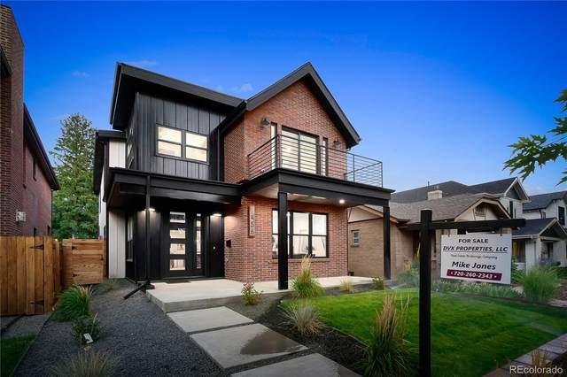 456 S Vine Street, Denver, CO 80209 (MLS #3878942) :: 8z Real Estate