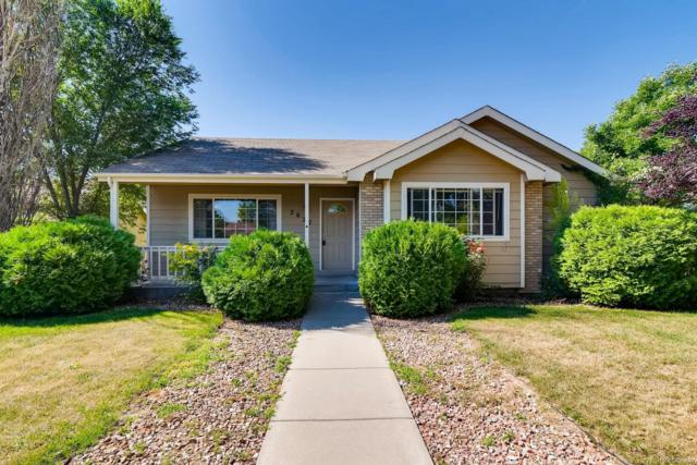 2627 Arancia Drive, Fort Collins, CO 80521 (#3879311) :: The Heyl Group at Keller Williams