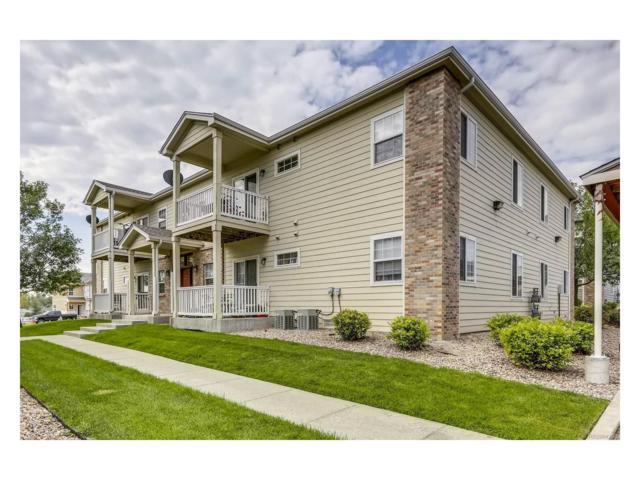 1750 W 53rd Place #8, Denver, CO 80221 (MLS #3879563) :: 8z Real Estate
