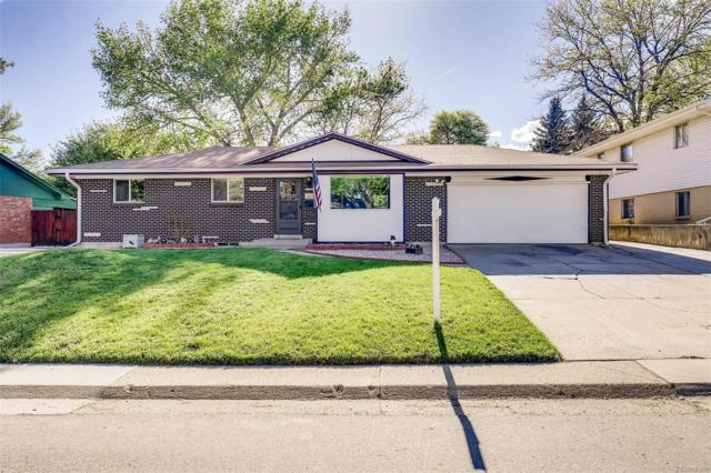 1435 S Balsam Court, Lakewood, CO 80232 (#3879811) :: My Home Team