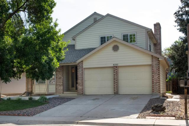 8282 Jellison Court, Arvada, CO 80005 (#3880365) :: The DeGrood Team