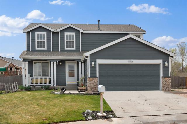 10704 Fillmore Court, Northglenn, CO 80233 (#3880370) :: The Pete Cook Home Group