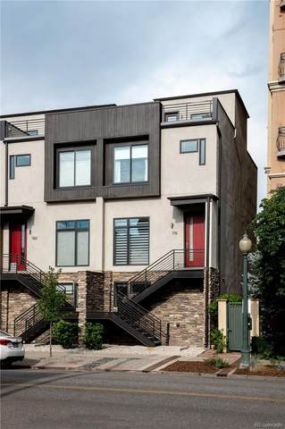 1116 Cherokee Street, Denver, CO 80204 (#3880374) :: The DeGrood Team