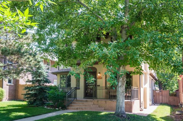648 S Gaylord Street, Denver, CO 80209 (#3880942) :: My Home Team