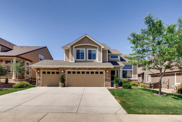 12093 Rockdale Street, Parker, CO 80138 (#3880961) :: The Peak Properties Group