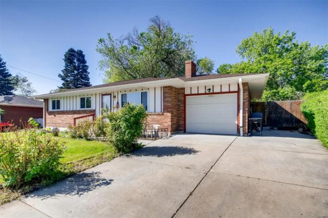12066 W Green Mountain Drive, Lakewood, CO 80228 (#3881233) :: The Heyl Group at Keller Williams