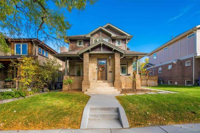 726 Garfield Street, Denver, CO 80206 (#3881573) :: Berkshire Hathaway HomeServices Innovative Real Estate