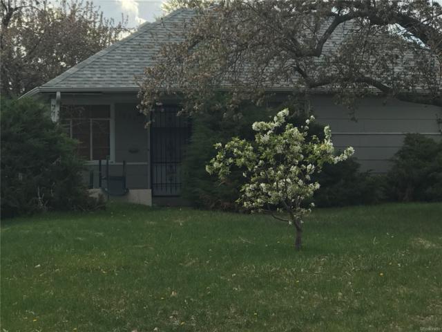 1625 S Clayton Street, Denver, CO 80210 (MLS #3881710) :: 8z Real Estate