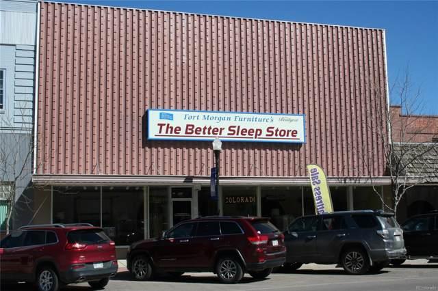 224 Main Street, Fort Morgan, CO 80701 (MLS #3882017) :: 8z Real Estate