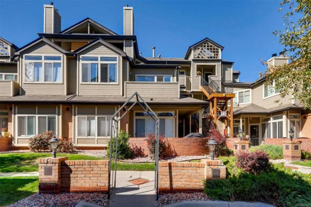 6001 S Yosemite Street B103, Greenwood Village, CO 80111 (#3882228) :: The Galo Garrido Group