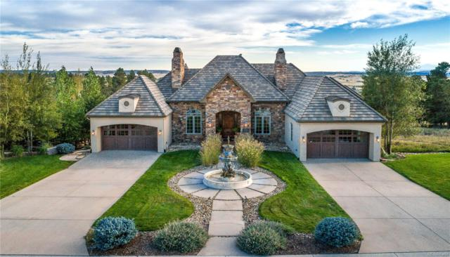 9178 Windhaven Drive, Parker, CO 80134 (#3882264) :: The HomeSmiths Team - Keller Williams