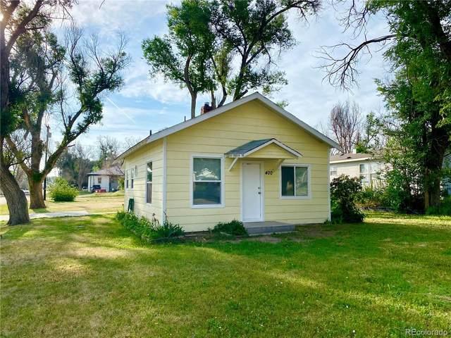 400 Navajo Avenue, Simla, CO 80835 (MLS #3882268) :: Wheelhouse Realty