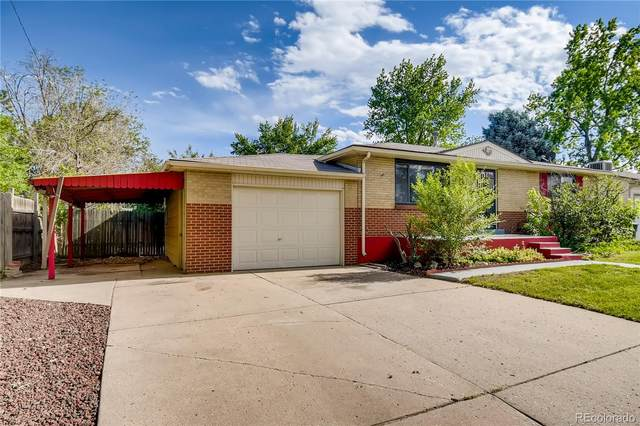 1102 W Oxford Place, Englewood, CO 80110 (MLS #3882385) :: 8z Real Estate