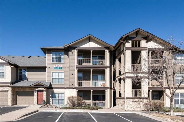 7499 S Quail Circle #1033, Littleton, CO 80127 (#3883526) :: Hudson Stonegate Team