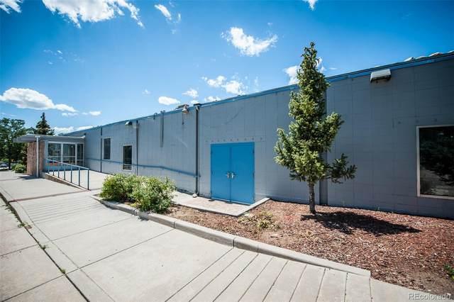1810 Eastlake Boulevard, Colorado Springs, CO 80910 (#3883672) :: The Heyl Group at Keller Williams