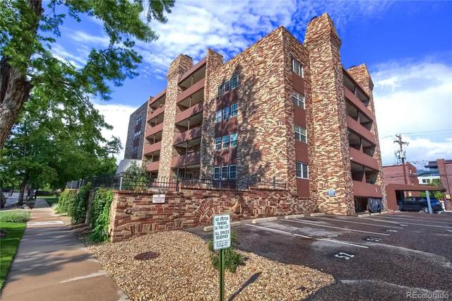 252 N Pennsylvania Street #504, Denver, CO 80203 (MLS #3883747) :: Bliss Realty Group