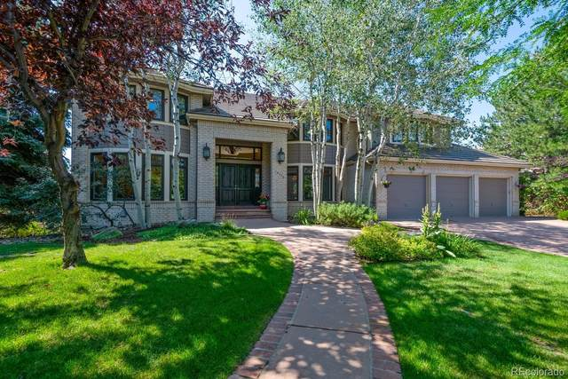 16732 W 70th Avenue, Arvada, CO 80007 (#3883871) :: The DeGrood Team
