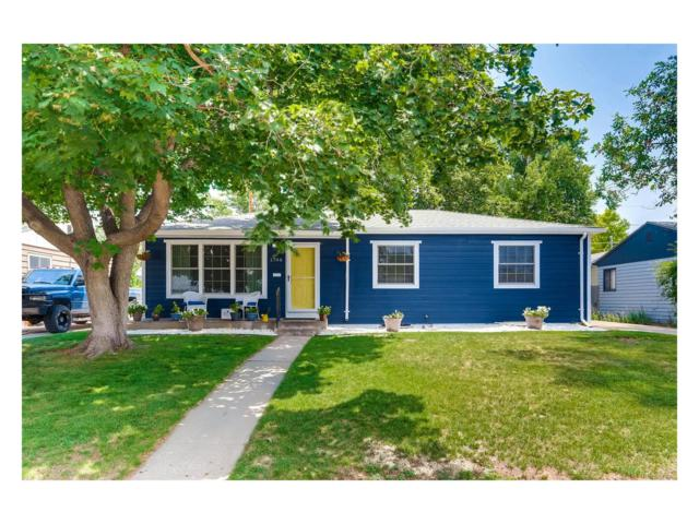 1746 S Elm Street, Denver, CO 80222 (MLS #3884032) :: 8z Real Estate