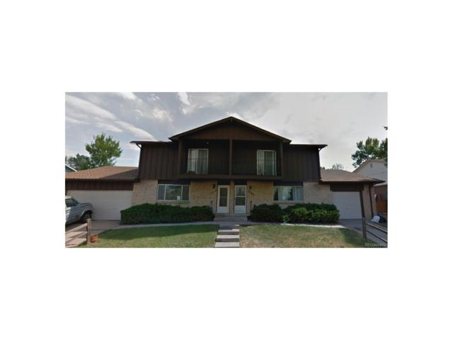 12516 W 8th Place, Golden, CO 80401 (#3884255) :: The Peak Properties Group