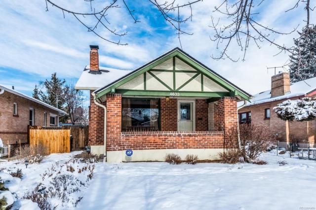 4633 E 16TH Avenue, Denver, CO 80220 (#3884268) :: Wisdom Real Estate