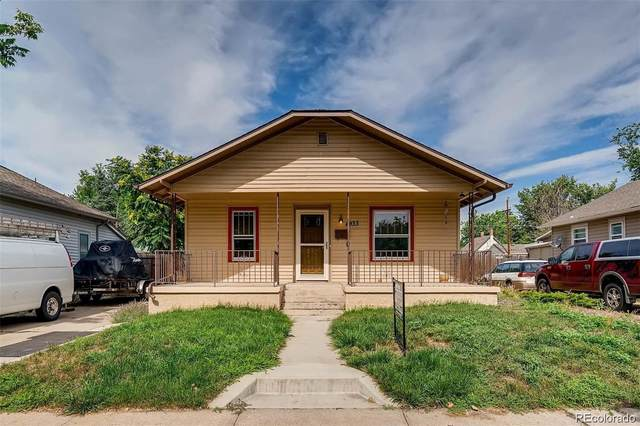 4933 Julian Street, Denver, CO 80221 (#3884620) :: Re/Max Structure