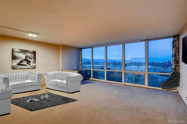 3100 E Cherry Creek Drive S #1207, Denver, CO 80209 (#3884663) :: The DeGrood Team