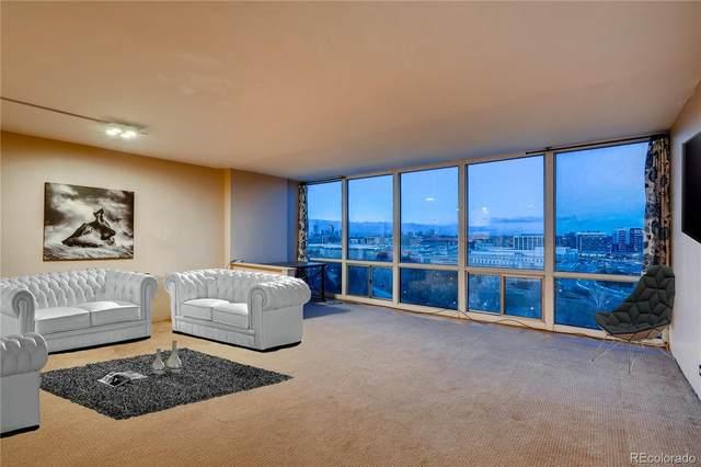 3100 E Cherry Creek Drive S #1207, Denver, CO 80209 (#3884663) :: Wisdom Real Estate