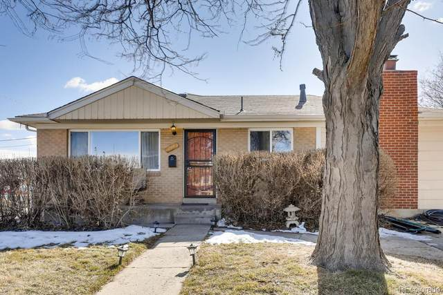 1462 Leroy Drive, Northglenn, CO 80233 (MLS #3884802) :: 8z Real Estate