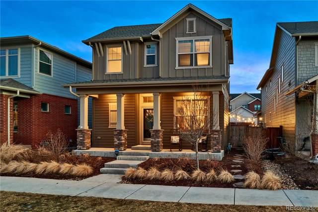 8738 E 54th Place, Denver, CO 80238 (#3885052) :: Venterra Real Estate LLC