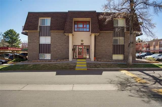 7755 E Quincy Avenue 107D2, Denver, CO 80237 (#3885060) :: Briggs American Properties