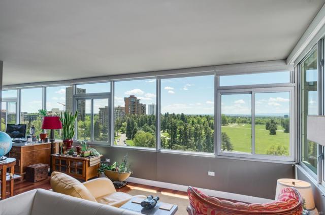 1313 N Williams Street #1405, Denver, CO 80218 (#3885860) :: Colorado Home Finder Realty