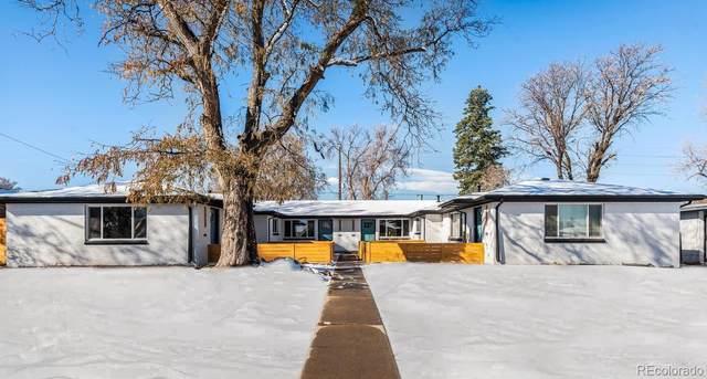 3559 Glencoe Street, Denver, CO 80207 (#3885940) :: Wisdom Real Estate
