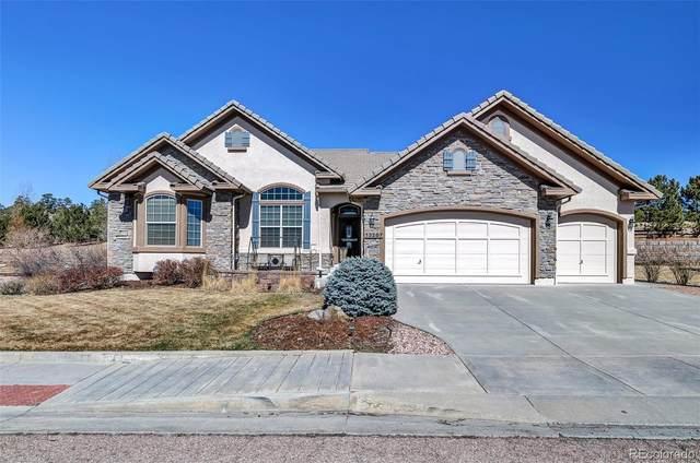 13287 Honey Run Way, Colorado Springs, CO 80921 (MLS #3886357) :: Keller Williams Realty