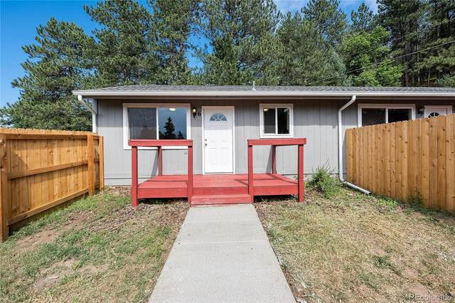 3424 Myers Gulch Road #6, Kittredge, CO 80457 (#3886441) :: Own-Sweethome Team