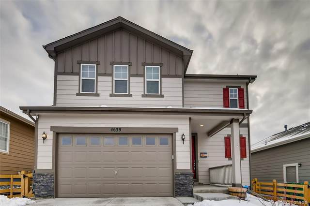 4639 S Odessa Street, Aurora, CO 80015 (MLS #3886466) :: Kittle Real Estate