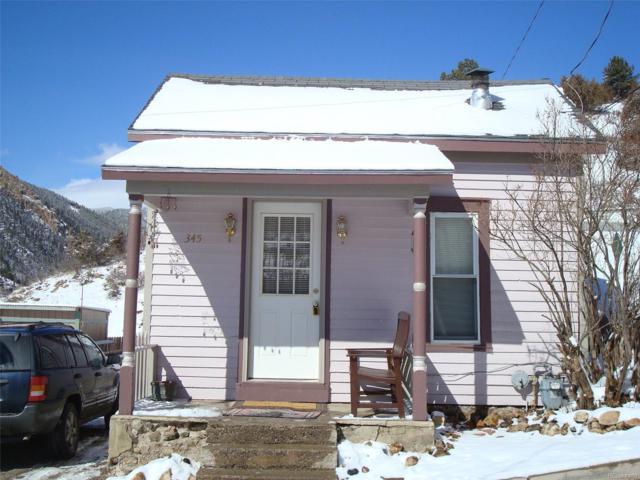 345 8TH Avenue, Idaho Springs, CO 80452 (MLS #3886513) :: 8z Real Estate