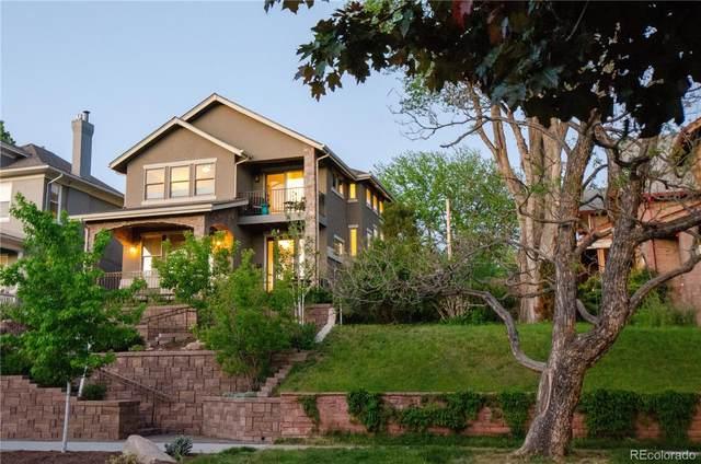 936 S Ogden Street, Denver, CO 80209 (#3886594) :: Wisdom Real Estate