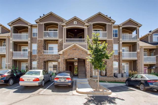 7440 S Blackhawk Street #2306, Englewood, CO 80112 (#3886630) :: Wisdom Real Estate