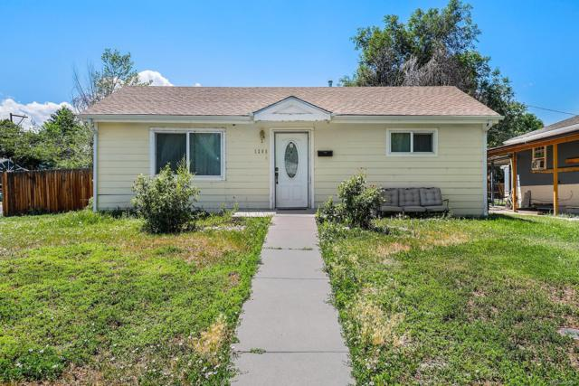 1295 S Utica Street, Denver, CO 80219 (#3886821) :: My Home Team