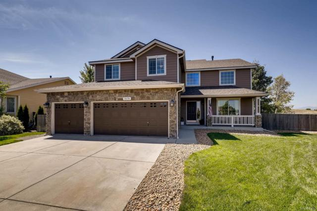 1678 S Parkdale Circle, Erie, CO 80516 (#3886868) :: The City and Mountains Group