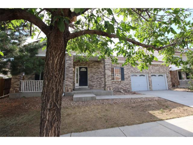 11825 Helena Street, Commerce City, CO 80022 (MLS #3886942) :: 8z Real Estate