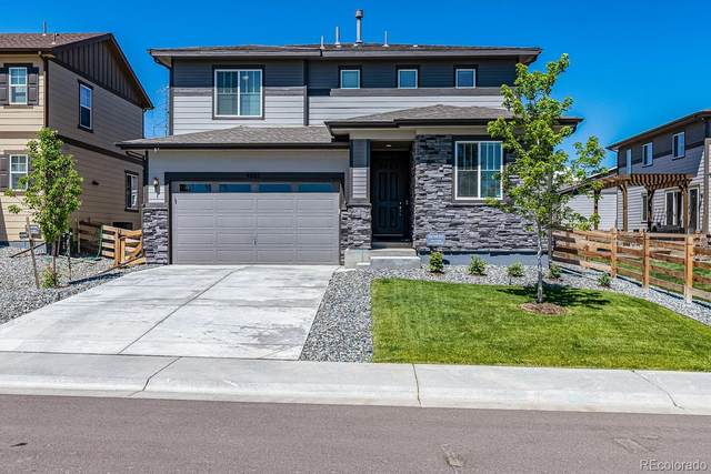 4685 S Odessa Street, Aurora, CO 80015 (#3887200) :: The DeGrood Team