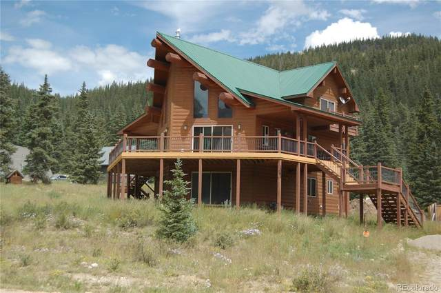 2080 County Road 4, Alma, CO 80420 (MLS #3888043) :: Bliss Realty Group