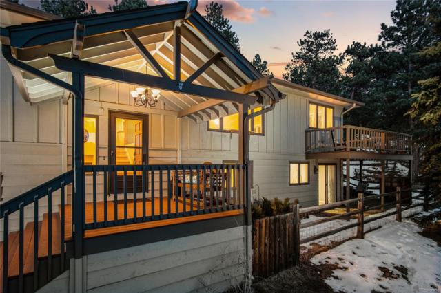 2808 Scotia Road, Evergreen, CO 80439 (#3888287) :: The Griffith Home Team