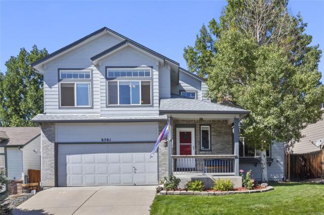 6561 S Tabor Street, Littleton, CO 80127 (#3888357) :: House Hunters Colorado