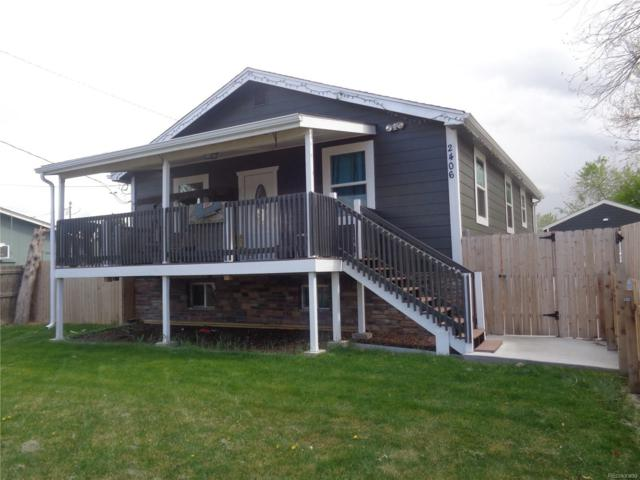 2406 W Yale Avenue, Denver, CO 80219 (MLS #3888456) :: 8z Real Estate