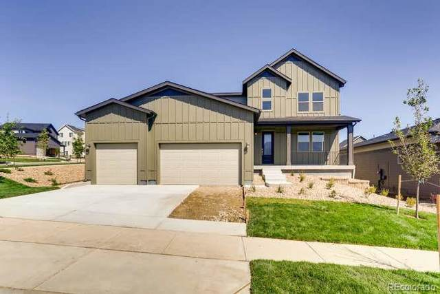 4569 S Shore View Court, Firestone, CO 80504 (#3888726) :: Compass Colorado Realty