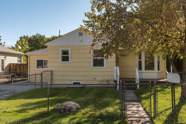 4276 S Sherman Street, Englewood, CO 80113 (#3888925) :: HomePopper