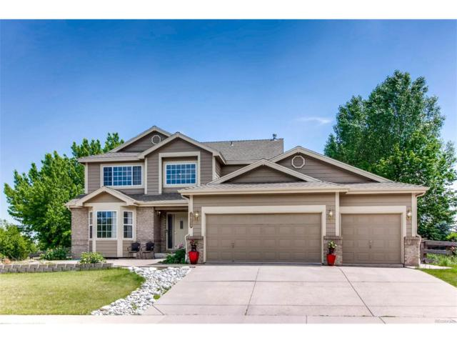 16700 W 60th Drive, Arvada, CO 80403 (MLS #3889262) :: 8z Real Estate