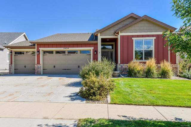 5434 Wishing Well Drive, Timnath, CO 80547 (#3889718) :: The HomeSmiths Team - Keller Williams